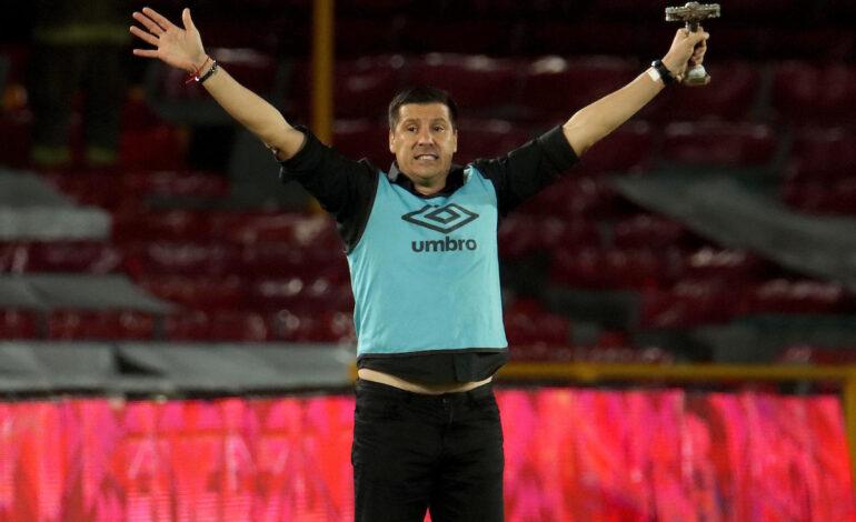 Juan Cruz Real no es más técnico del América de Cali