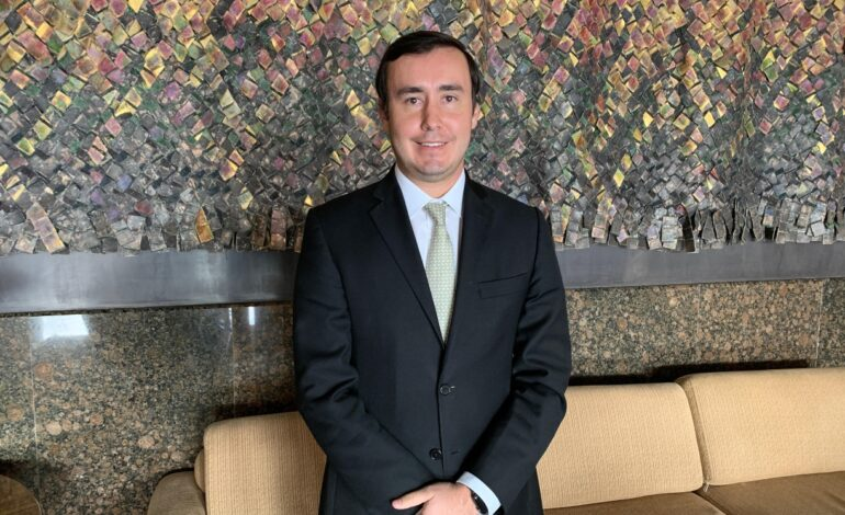 Juan Sebastián Bargans - Presidente Ejecutivo de Asoleche