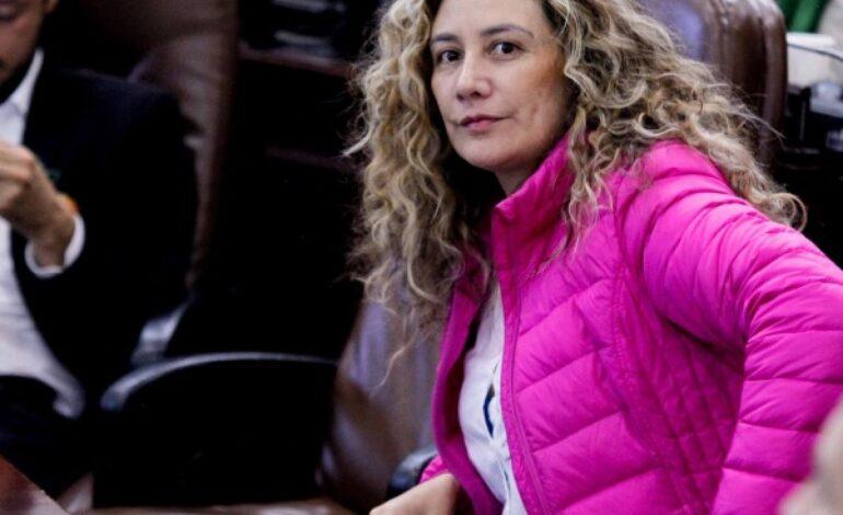 Cuando se normaliza la violencia, el caos está asegurado: Lucía Bastidas