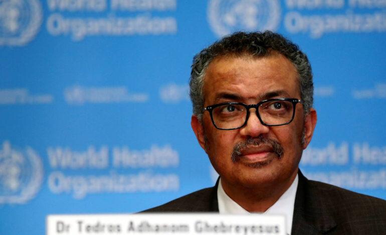 """la OMS clasifica la variante india como de """"preocupación mundial"""""""