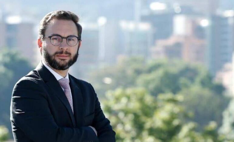 Nicolás Uribe - Presidente Cámara de Comercio de Bogotá