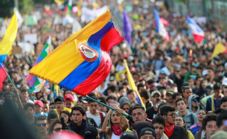 Así registra el mundo lo que está pasando en Colombia