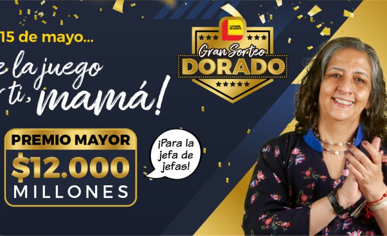 Lotería de Bogotá entregará 12 mil millones de pesos este sábado