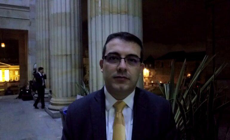 Cambio Radical retirará la Reforma a la Salud del Congreso: Carlos Abraham Jiménez