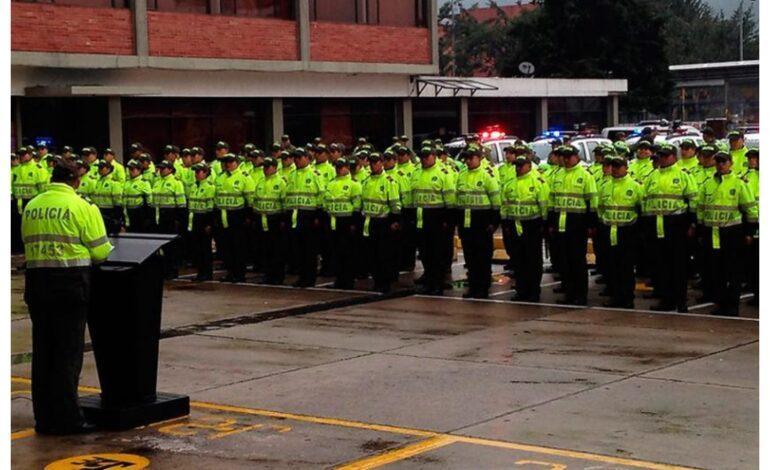 Reforma a la policía llega este 9 de septiembre al Congreso