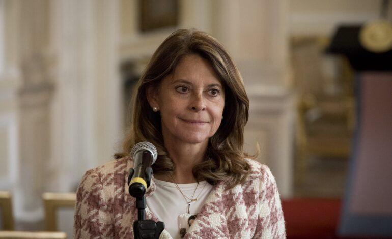 Marta Lucia Ramírez nueva Ministra de Relaciones Exteriores