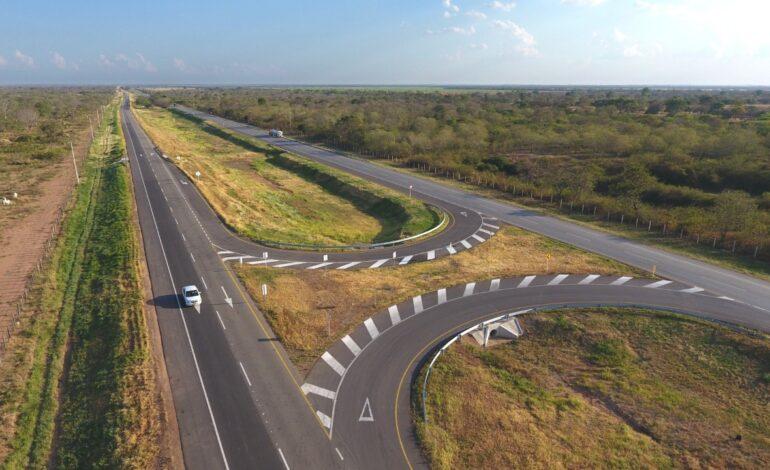 De manera anticipada, finalizan pagos a proveedores del proyecto vial Ruta del Sol sector 3