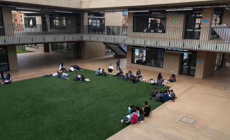 Colegios distritales no incitan a la participación de estudiantes ni familias en marchas