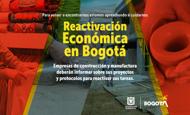 Desarrollo Económico de Bogotá muestra al mundo 120 empresas colombianas.