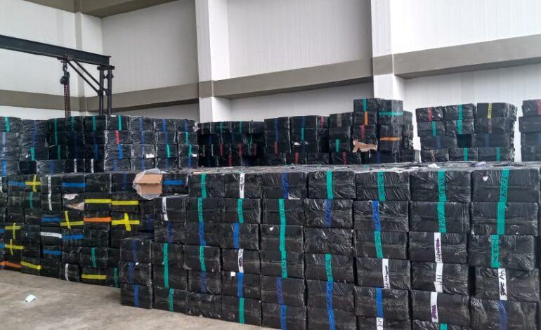 Desarticulada organización criminal dedicada al contrabando