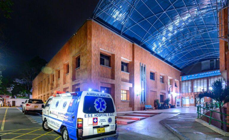 Se extiende por seis meses intervención administrativa a hospital Emiro Quintero Cañizares