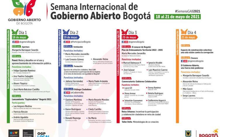 Inicia la Semana Internacional de Gobierno Abierto