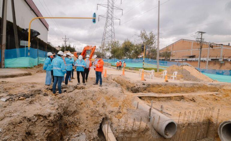 Zona industrial de Montevideo tiene nuevo alcantarillado