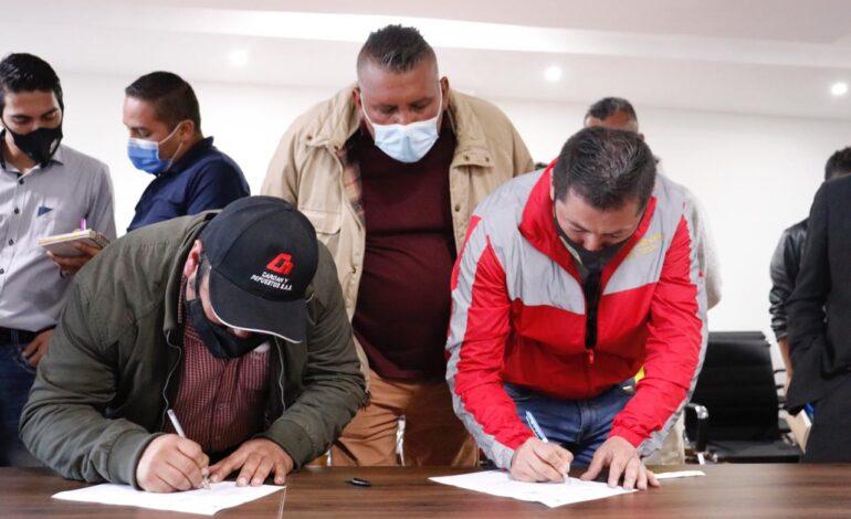 ÚLTIMO MINUTO: levantado el paro de transportadores de Soacha