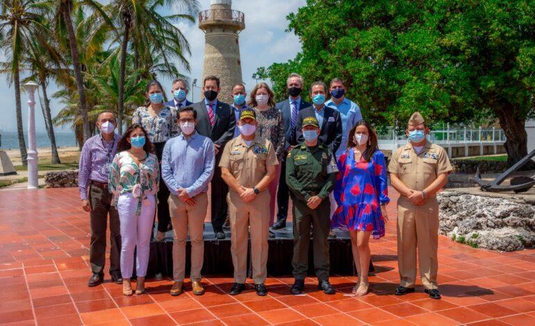 Con acuerdos, concluye seminario de lucha contra el contrabando