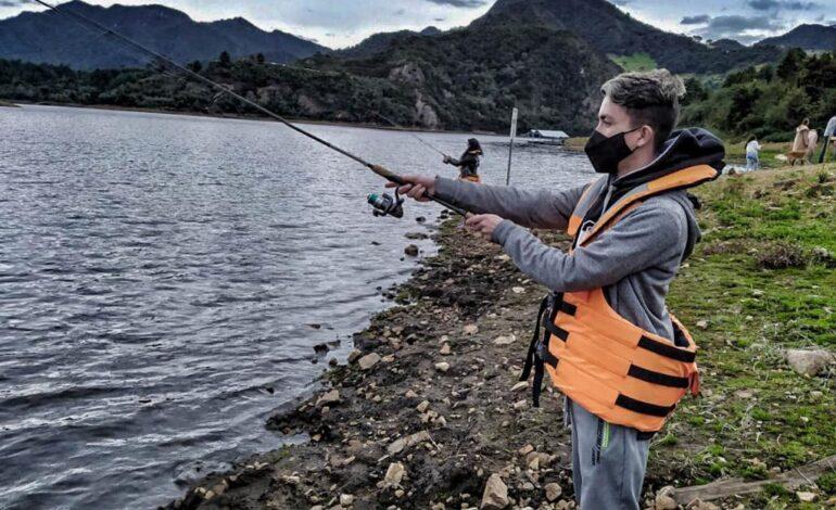 La CAR realizará talleres gratuitos de pesca deportiva