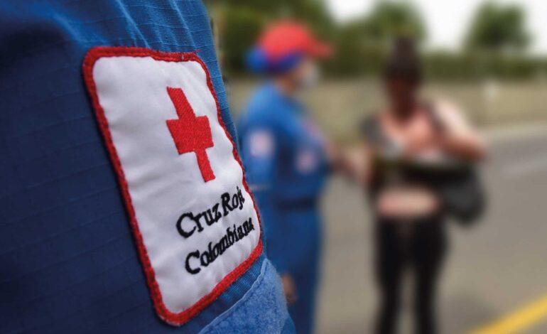 Gran jornada nacional de donación de sangre de la Cruz Roja Colombiana