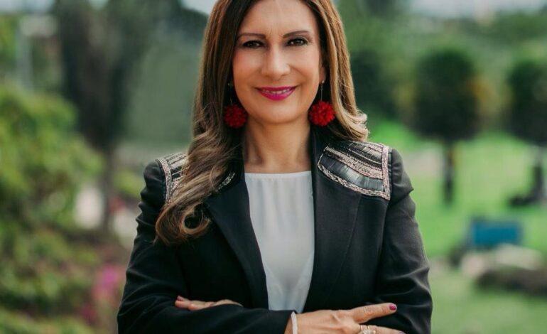 El barrio 20 de Julio de Bogotá tiene su Congresista: Ángela Sánchez