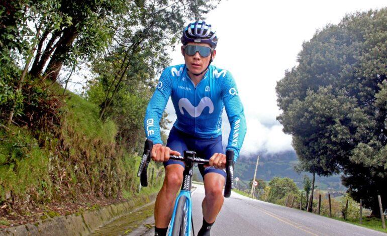 Miguel Ángel López se consolida en el Critérium del Dauphine