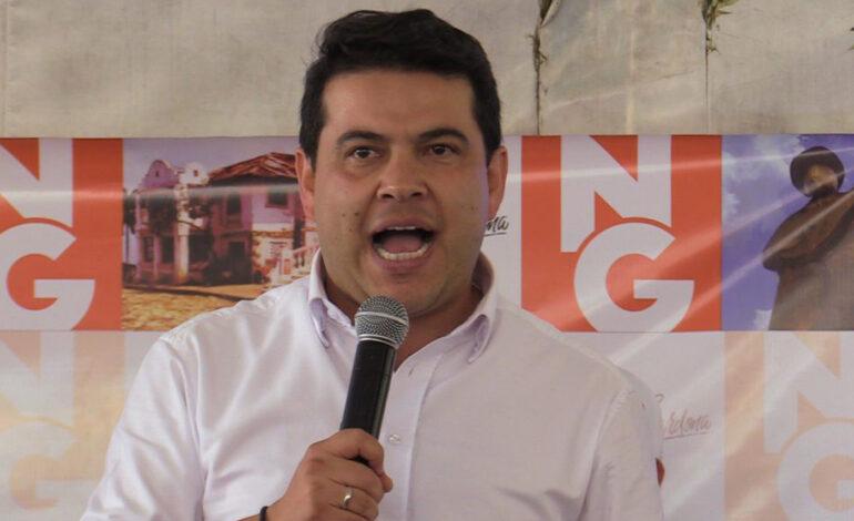 En Cundinamarca no hay presencia de grupos al margen de la ley: Nicolás García