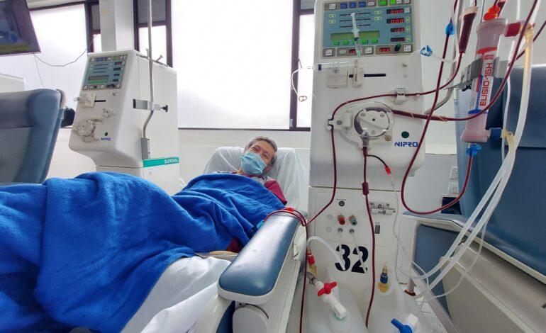 Más de 682 pacientes críticos renales fueron atendidos en el Hospital Simón Bolívar, en el primer trimestre del año