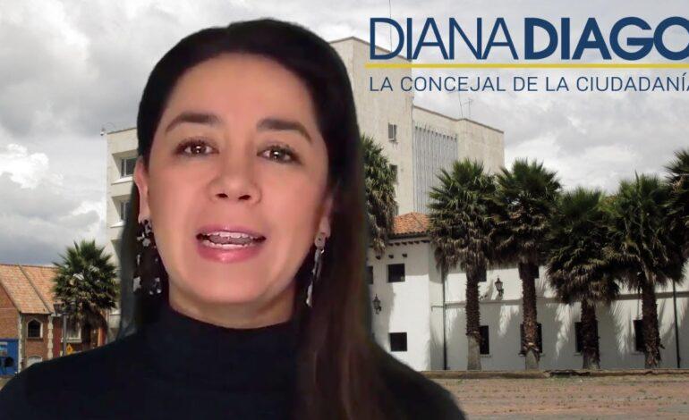 Es necesario apoyar la reactivación económica para recuperar la generación de empleo: Diana Diago