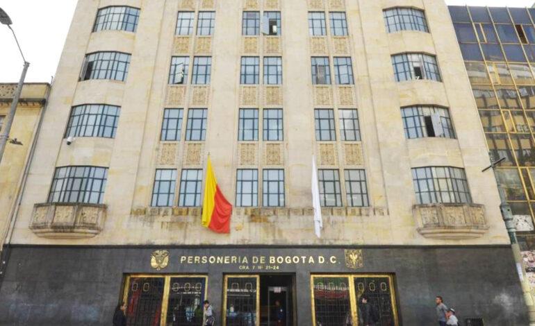 Personería indaga irregularidades en construcción de la nueva sede de la Alcaldía Local de Teusaquillo
