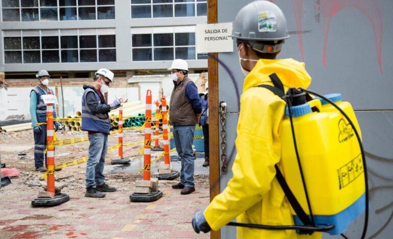 IDU evalúa afectaciones a las obras de infraestructura por protestas en Bogotá