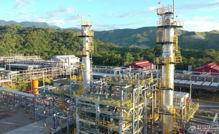Naturgas celebra proyectos de Ley aprobados el fin de semana por el Congreso de la República