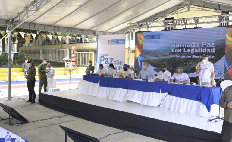 Declaración del Gobierno colombiano sobre las cifras de cultivos de coca y producción de cocaína publicadas por la Oficina de Política Nacional de Control de Drogas de EE.UU