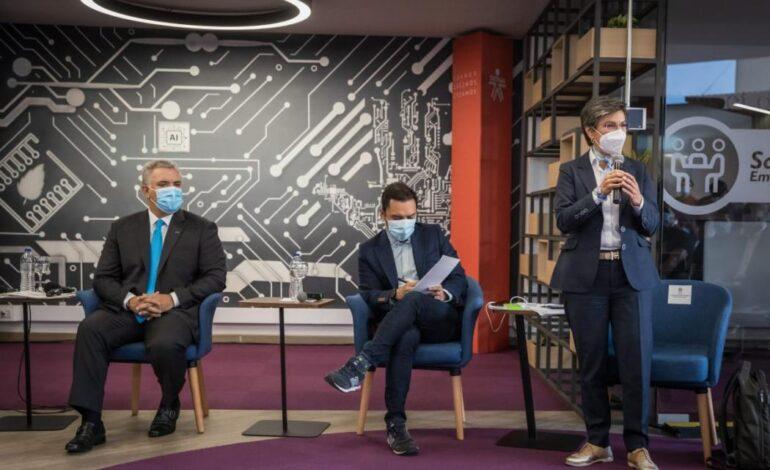 Bogotá inaugura el gran HUB de Innovación 4.0 para jóvenes y emprendedores