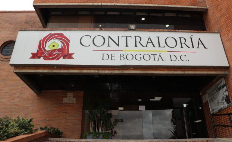 Contraloría de Bogotá y General verifican avances de PTAR Canoas