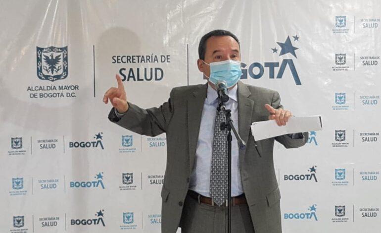 Vacunas disponibles de Pfizer en Bogotá se priorizarán para segundas dosis programadas en EPS e IPS