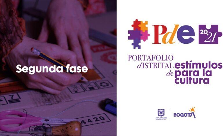Vuelve el Portafolio Distrital de Estímulos con más de $6 mil millones para Bogotá