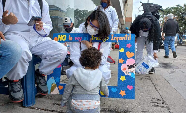 Integración Social conmemora el Día Mundial contra el Trabajo Infantil