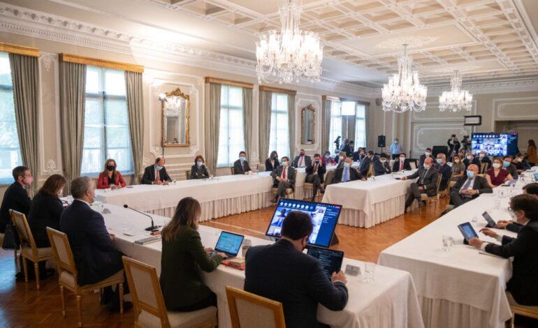 Presidente Duque destaca compromiso de los empresarios de sumarse a la generación de empleo joven en Colombia