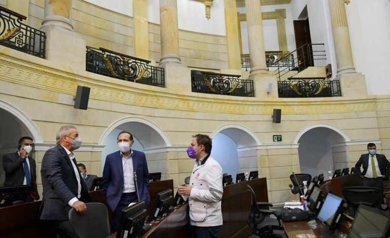 Después de 28 años se reforma el Estatuto Orgánico de Bogotá