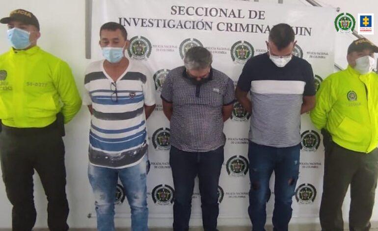 Fiscalía logra resultados contra la delincuencia en la región del Magdalena Medio y Norte de Santander