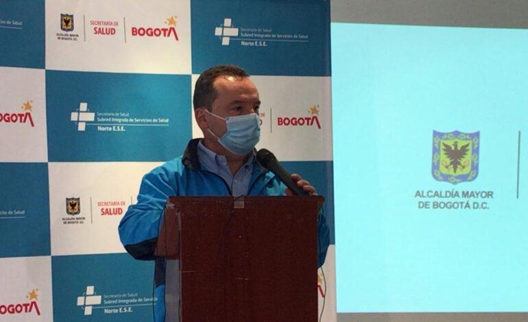 Continúa la vacunación de segundas dosis de Pfizer con pico y cédula en Bogotá