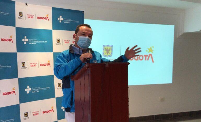 Avanza en Bogotá la vacunación contra el Covid-19 con los biológicos Sinovac y Astrazeneca