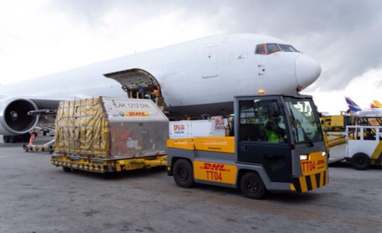 Este jueves llegaron a Colombia 539.370 vacunas de la farmacéutica Pfizer