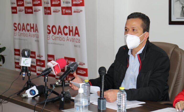 Con la Lupa en los Contratos: Alcalde de Soacha