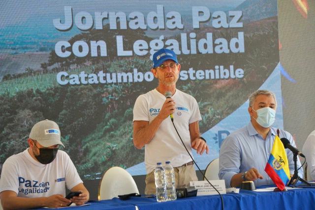 La transformación del Catatumbo se hizo realidad: Iván Duque