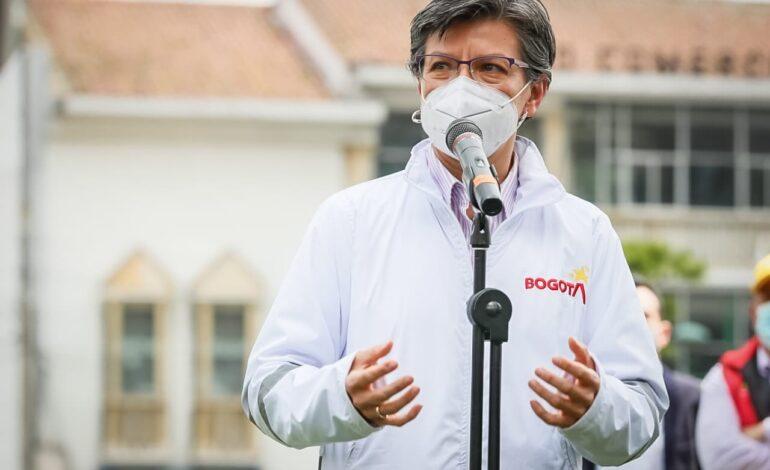 Alcaldesa ordena suspender concentraciones en inmediaciones de los Portales de Suba y las Américas