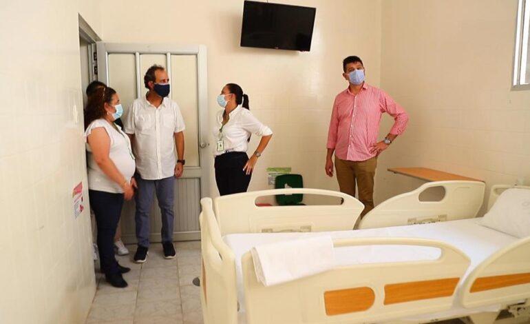Avanza recuperación integral del hospital San Rafael de Leticia