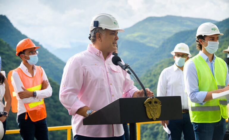 Con Proyecto de Reforma Tributaria se hará un esfuerzo de austeridad sin precedente, afirma Presidente Duque
