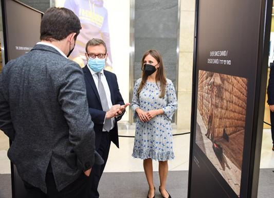 Embajada de Israel inauguró la Exposición 'Mi Jerusalén, una Ciudad Diversa'
