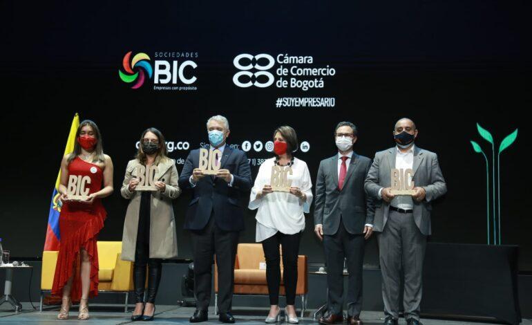 Sociedades BIC, reconocidas por transformar sociedad