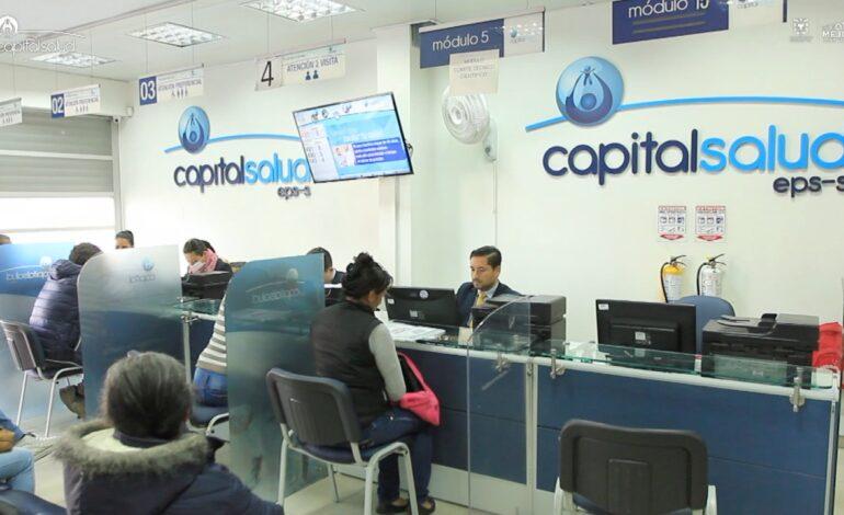 Capital Salud cumple 10 años al servicio de las personas más vulnerables de Bogotá y del Meta