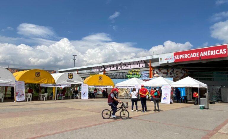 Feria Móvil de Servicios estará hoy en Kennedy y Suba